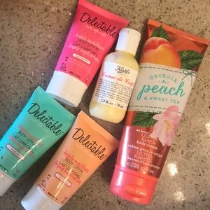 BODY CREAM SET! Kiehls, Bath & Body Works